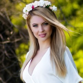 Nice lady Julia, 28 yrs.old from Kirovograd, Ukraine