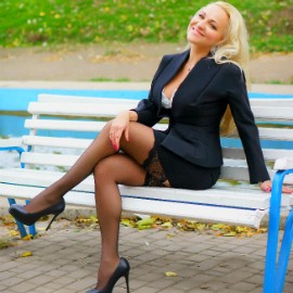 Single girlfriend Maria, 43 yrs.old from Odessa, Ukraine
