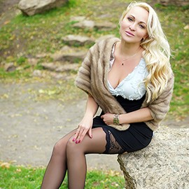 Gorgeous girlfriend Maria, 43 yrs.old from Odessa, Ukraine