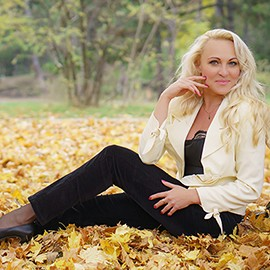 Amazing girlfriend Maria, 42 yrs.old from Odessa, Ukraine