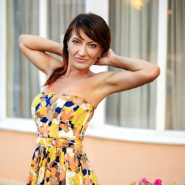 Nice bride Yulia, 37 yrs.old from Zaporozhye, Ukraine