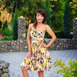 Single bride Yulia, 38 yrs.old from Zaporozhye, Ukraine