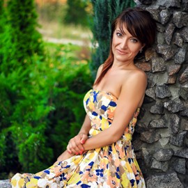 Charming bride Yulia, 38 yrs.old from Zaporozhye, Ukraine