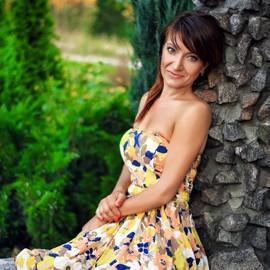 Charming bride Yulia, 37 yrs.old from Zaporozhye, Ukraine