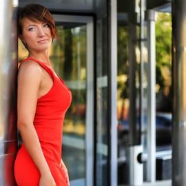 Pretty mail order bride Yulia, 37 yrs.old from Zaporozhye, Ukraine