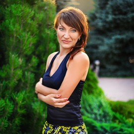 Gorgeous bride Yulia, 37 yrs.old from Zaporozhye, Ukraine
