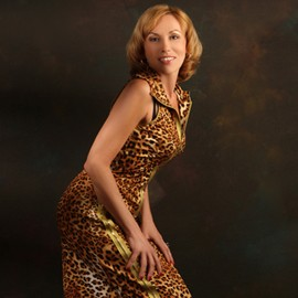 Beautiful miss Olga, 54 yrs.old from Kiev, Ukraine