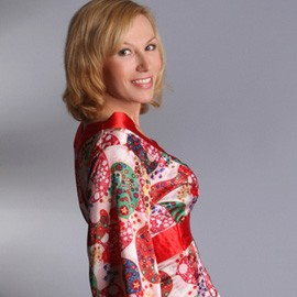 Single lady Olga, 54 yrs.old from Kiev, Ukraine