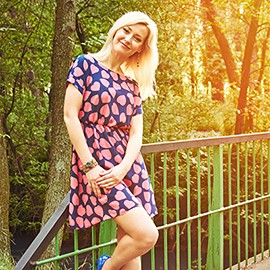 Nice girlfriend Tatiana, 34 yrs.old from Zaporijie, Ukraine