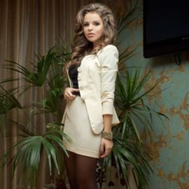Pretty wife Alisa, 22 yrs.old from Odessa, Ukraine
