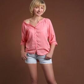 Single girl Svetlana, 50 yrs.old from Kiev, Ukraine