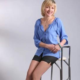 Nice girl Svetlana, 50 yrs.old from Kiev, Ukraine