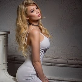 Charming girlfriend Julia, 26 yrs.old from Kiev, Ukraine