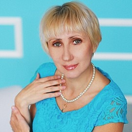 Gorgeous lady Irina, 49 yrs.old from Simferopol, Russia