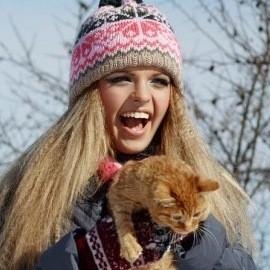 Gorgeous girl Svetlana, 23 yrs.old from Lutsk, Ukraine