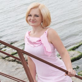 Single woman Valentina, 39 yrs.old from Berdyansk, Ukraine