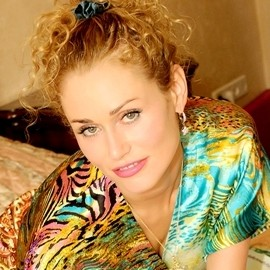 Pretty pen pal Evelina, 44 yrs.old from Kiev, Ukraine