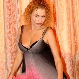 Gorgeous mail order bride Evelina, 44 yrs.old from Kiev, Ukraine