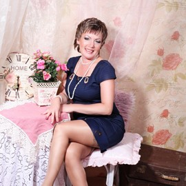 Beautiful mail order bride Inna, 51 yrs.old from St. Petersburg, Russia