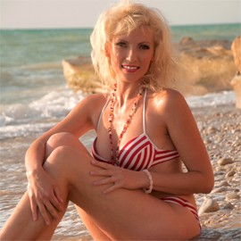 Beautiful mail order bride Oksana, 37 yrs.old from Simferopol, Russia