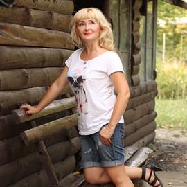 Gorgeous girlfriend Tatiana, 46 yrs.old from Berdyansk, Ukraine