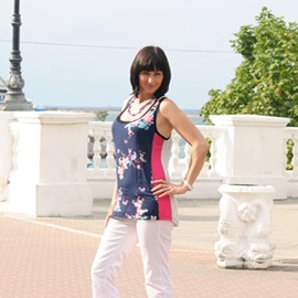 Charming pen pal Margarita, 53 yrs.old from Sevastopol, Russia
