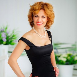 Nice mail order bride Nataliya, 46 yrs.old from Nikolaev, Ukraine