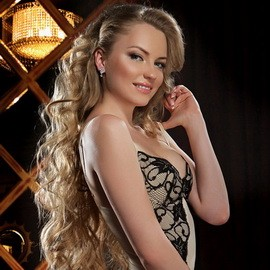 Gorgeous mail order bride Yanina, 37 yrs.old from Krivoy Rog, Ukraine