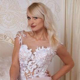 Single lady Eleonora, 43 yrs.old from Kiev, Ukraine