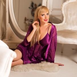 Single miss Zhanna, 28 yrs.old from Kiev, Ukraine