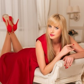Charming miss Zhanna, 28 yrs.old from Kiev, Ukraine