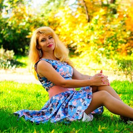 Nice miss Nina, 44 yrs.old from Sevastopol, Russia