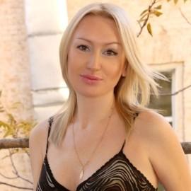 Single wife Anna, 42 yrs.old from Kiev, Ukraine