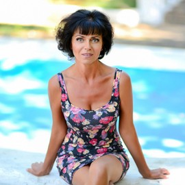 Charming wife Tatiana, 59 yrs.old from Nikolaev, Ukraine