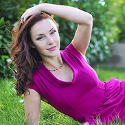 Amazing wife Alla, 36 yrs.old from Sevastopol, Russia