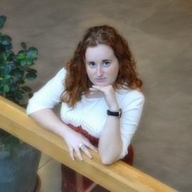 Single pen pal Inna, 26 yrs.old from Odessa, Ukraine