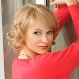 Nice mail order bride Anastasia, 31 yrs.old from Alushta, Russia