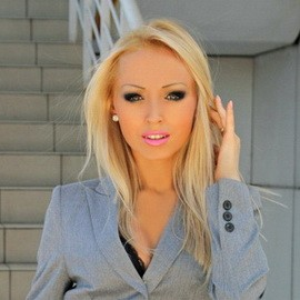 Pretty wife Maria, 28 yrs.old from Odessa, Ukraine