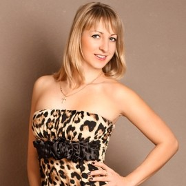 Single bride Ludmila, 34 yrs.old from Simferopol, Russia