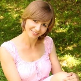 Nice girlfriend Elena, 37 yrs.old from Kiev, Ukraine