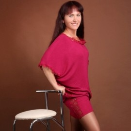 Pretty mail order bride Tamara, 56 yrs.old from Kiev, Ukraine