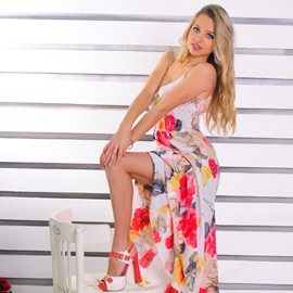 Gorgeous lady Nastia, 22 yrs.old from Sevastopol, Russia