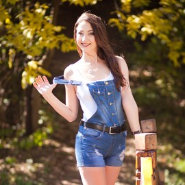 Nice wife Svetlana, 27 yrs.old from Poltavaa, Ukraine