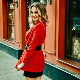 Single bride Vlada, 35 yrs.old from Moscow, Russia