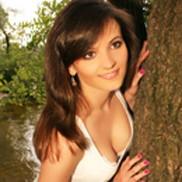 Single miss Alena, 28 yrs.old from Kiev, Ukraine