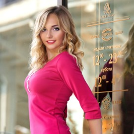 Gorgeous mail order bride Alina, 30 yrs.old from Poltava, Ukraine