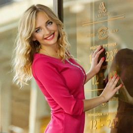 Charming mail order bride Alina, 30 yrs.old from Poltava, Ukraine