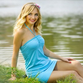 Beautiful bride Alina, 30 yrs.old from Poltava, Ukraine