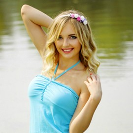 Pretty mail order bride Alina, 26 yrs.old from Poltava, Ukraine