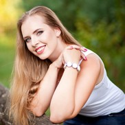 Amazing mail order bride Alina, 26 yrs.old from Poltava, Ukraine